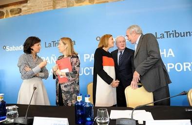 Fomento quiere que CLM sea un área logística clave hacia centroeuropa