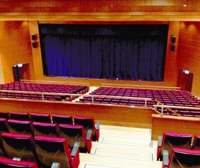El Ayuntamiento de El Tiemblo inaugurará esta noche su nuevo auditorio