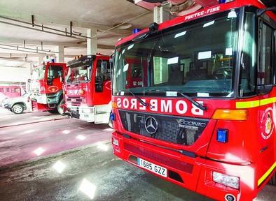 La reforma del parque de bomberos sale a licitación por 150.000 euros