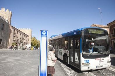 Un autobús híbrido circulará desde hoy en pruebas por la ciudad