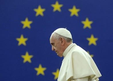 El Papa aboga por una Europa humana