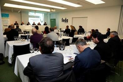 El programa Mejor con Vino reunió en FEDA a 70 empresas del sector