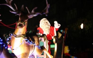 Cabalgata de Navidad en Valladolid
