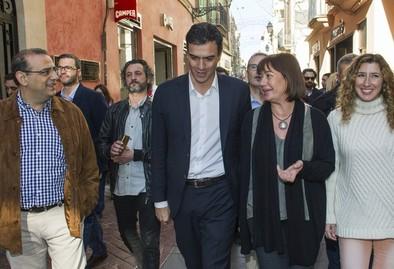 Sánchez cambiará el Estatuto de los Trabajadores si llega a la Presidencia