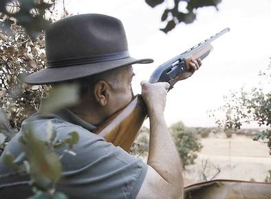 A la caza del cazador