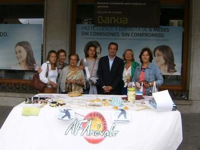 Arévalo se suma al Día Mundial del Alzheimer con cuestación y actividades