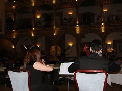 Terpsícore recupera su ciclo de conciertos en el Palacio los Velada
