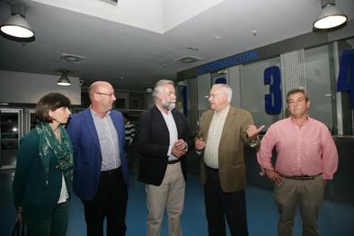 El Consistorio ya tiene los estudios técnicos del Área Metropolitana