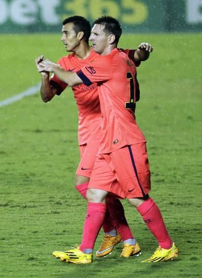 Messi acapara los focos