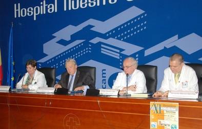 Sanitarios de la región se dan cita en las XI Jornadas de Medicina Interna
