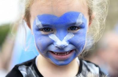 Escocia habla en las urnas