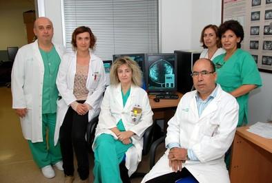 La consulta radiológica de mama del Hospital agiliza el diagnóstico del cáncer