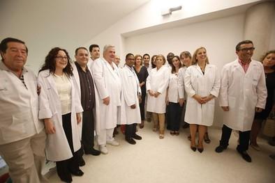 Cospedal atribuye al esfuerzo de todos la apertura de un centro de salud para 5.000 personas