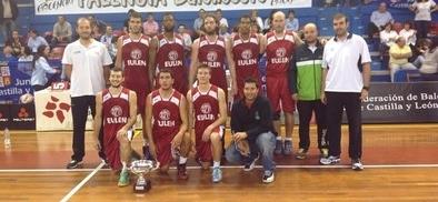 El Grupo Eulen Carrefour El Bulevar, cuarto en una Copa CyL que salió cara