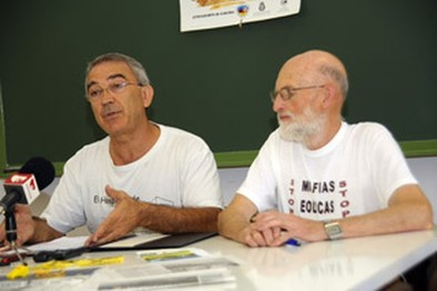 Los ecologistas responsabilizan a los técnicos del incendio forestal en Almansa