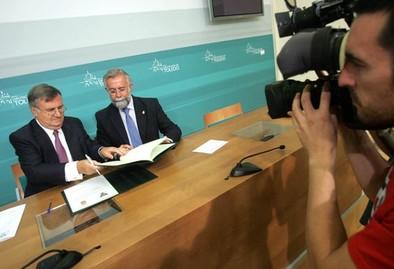 La Diputación inyecta 525.000 euros a las murallas del Charcón