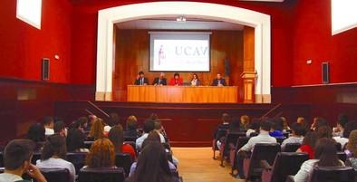 La UCAV inicia un curso en busca de «calidad y prestigio»