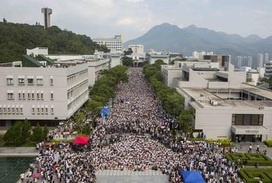 Hong Kong exige democracia