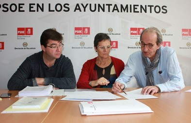 Las enmiendas de PSOE al presupuesto de la Diputación piden reforzar Bienestar y apoyar los pueblos