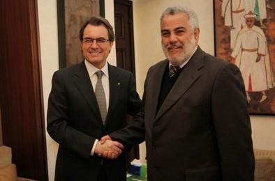 Mas busca el apoyo de la colonia marroquí para la consulta del 9-N