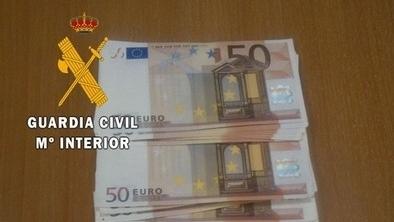Detenido el supuesto falsificador de billetes de la operación 'Chirolas'
