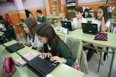 Talavera dispone en la actualidad de 32 centros educativos plurilungües