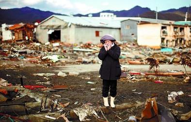 Los desastres naturales dejan 22 millones de desplazados