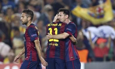El Barça ya prepara el clásico