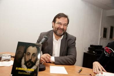 Bienayas presenta los misterios de la vida y la obra del Greco en una novela de superación histórica
