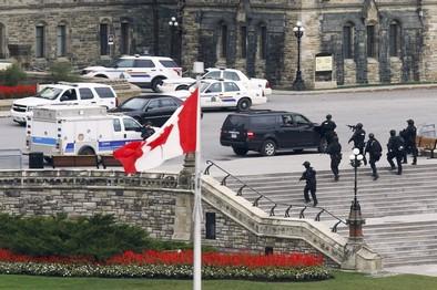 El caos se apodera de Ottawa