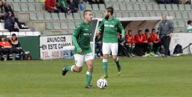 Colinas, el mejor de los verdes  en la derrota ante el Athletic B