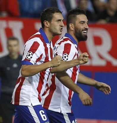 Fiesta de goles en el Calderón