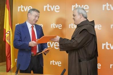 RTVE colaborará en la difusión del V centenario del nacimiento de La Santa