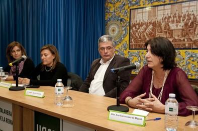 La justicia de Talavera se informa de los beneficios de la figura del mediador