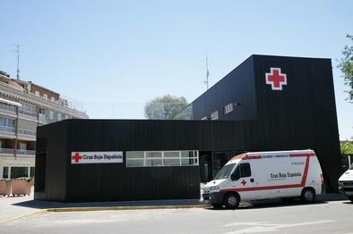 Modernidad y muchas posibilidades en la reformada sede de Cruz Roja