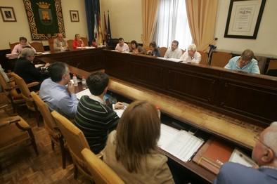 PSOE e IU presentarán enmiendas a la totalidad al proyecto de presupuestos