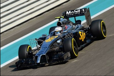 McLaren sigue en el 'box'