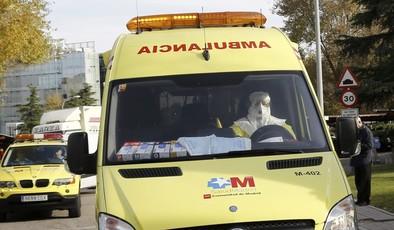 La cooperante con riesgo de ébola ingresa en el Carlos III