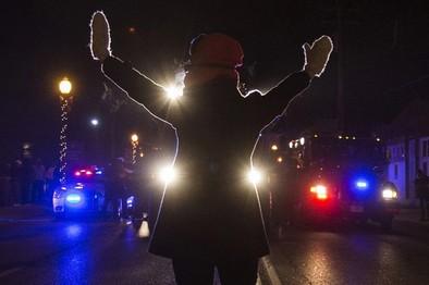 Ferguson aviva sus protestas