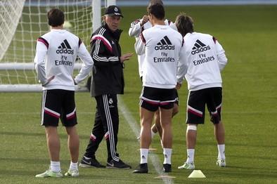 El Madrid no quiere sorpresas