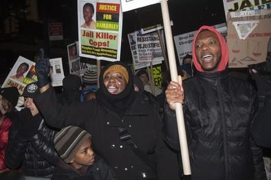 El asesinato de tres policías reaviva la tensión racial en Estados Unidos