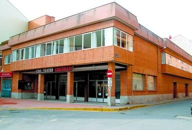 El antiguo Centro de Recreo de Arévalo será convertido en un Espacio Juvenil