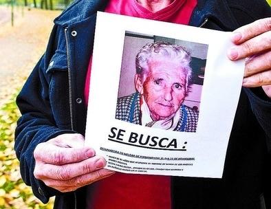 «25.000 euros por encontrar a nuestra madre»