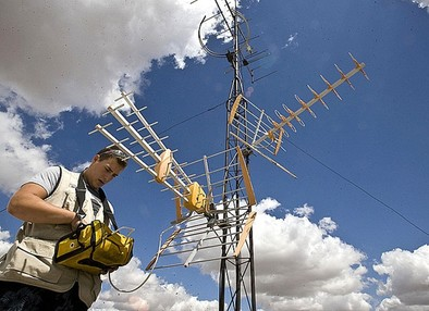 Cerca del 85 por ciento de las antenas están preparadas ya para el 'apagón' de la TDT
