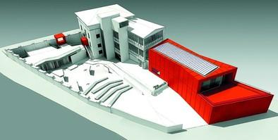 Piden 3,5 millones en la UE para poder hacer el Museo de la Ciudad