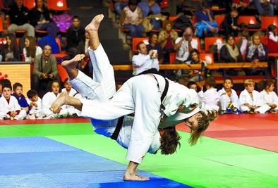 Los mejores judocas de España se dan cita mañana en el Talamillo