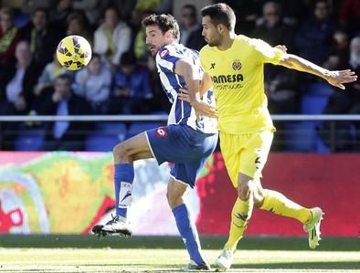 El Villarreal se exhibe y empezará 2015 en Europa