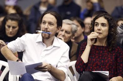 Podemos no quiere la secesión de Cataluña, pero sí les dejaría decidir