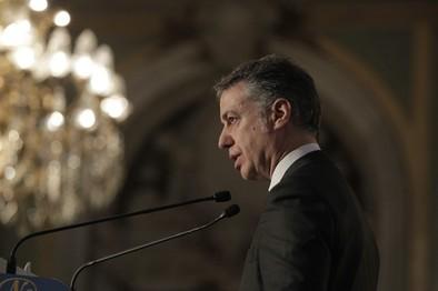El Gobierno vasco emplaza a ETA a un proceso de «desarme rápido»