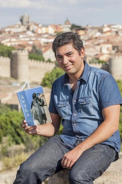 Ávila vista en un libro de 40 fotos